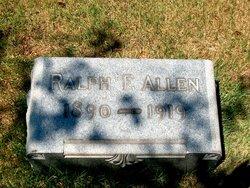 Ralph F. Allen