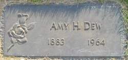 Amy H Dew
