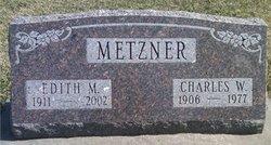 Edith Marie <i>Cook</i> Metzner