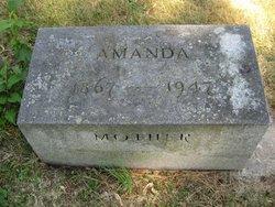 Amanda Wilhelmina <i>Landstrom</i> Anderson