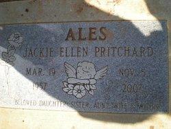 Jackie Ellen <i>prichard</i> Ales