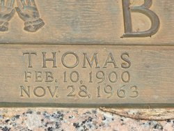Thomas Ernest Bittle