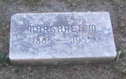 Margaret M Amundson