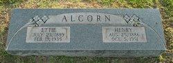 Ettie Frances <i>Massey</i> Alcorn