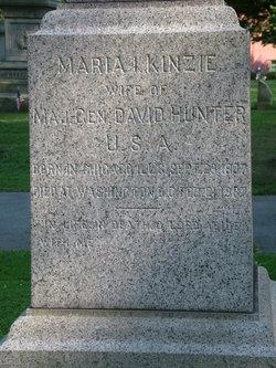 Maria Indiana <i>Kinzie</i> Hunter