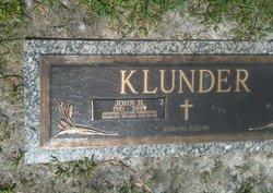 John Henry Klunder, Jr
