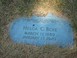 Helga C. <i>Olson</i> Boie