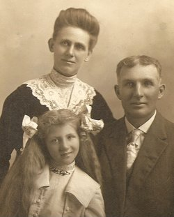 Gertrude Florence Gertie <i>Douglass Brown</i> Brackin