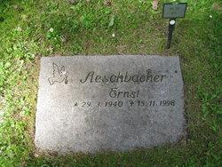Ernst Aeschbacher