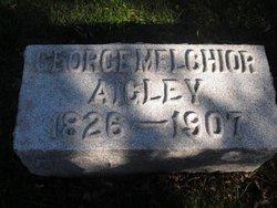 George Melchior Aigley