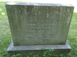 Fannie L. <i>Blood</i> Little