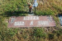Charles B Charley Hope