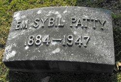 EM Sybil Patty