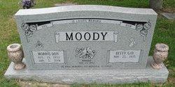 Betty Gay <i>Turner</i> Moody