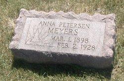 Anna <i>Petersen</i> Meyers