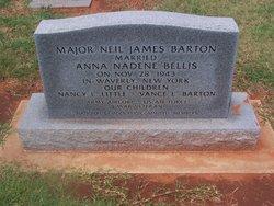 Anna Nadene <i>Bellis</i> Barton