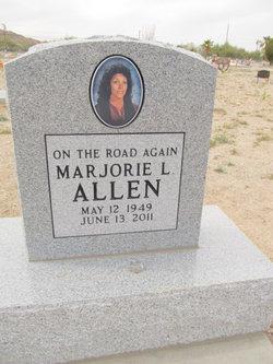 Marjorie L Allen