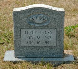 Leroy Hicks