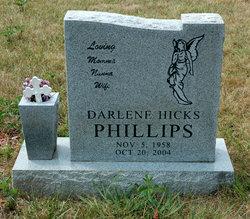 Darlene <i>Hicks</i> Phillips