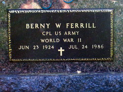 Berny Wells Ferrill