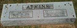 William Rodney Atkins, Sr