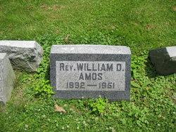 Rev William Davies Amos