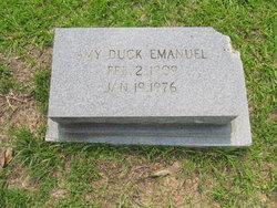 Amy Duck Emanuel