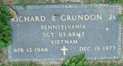 Richard E Grundon, Jr