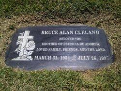 Bruce Alan Cleland