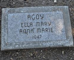 Anna Marie Agoy