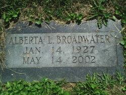 Alberta L. Broadwater