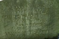 Nellie E. <i>Ward</i> Bemis