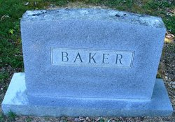 Dora <i>Ansley</i> Baker