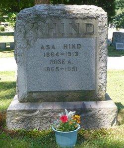 Rose Ann <i>Hopkinson</i> Hind