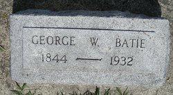 George W. Batie