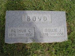 Arthur Courtland Art Boyd