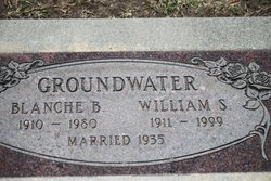 Blanche Belle <i>McGillivray</i> Groundwater