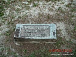 Jennie <i>Myers</i> Dougherty