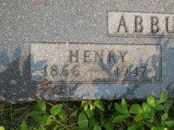 Henry Abbuehl
