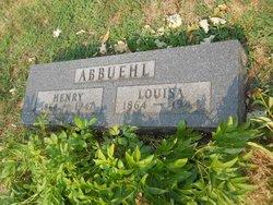 Louisa <i>Brand</i> Abbuehl