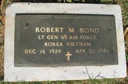 Gen Robert M. Bond
