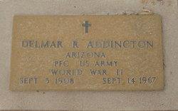 Delmar R Addington