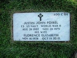 Justin J Jeff <i>Doran</i> Poirel
