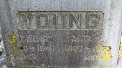 Alta Lucinda <i>Brown</i> Young