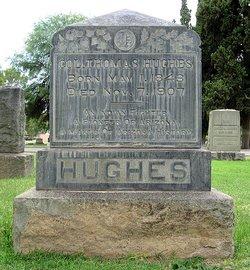 Col Thomas Hughes, Sr
