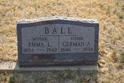 Emma L <i>Griner</i> Ball