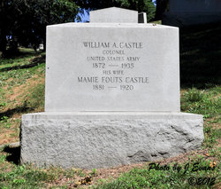 William A Castle