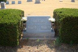 Permelia Olive <i>Ross</i> Forbes