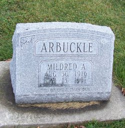 Mildred A <i>Dell</i> Arbuckle