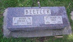 Louise <i>Learned</i> Beetler